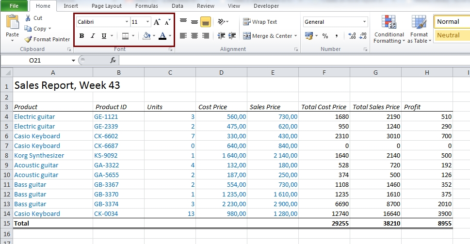 EasyExcel_10_Get started with Excel_5