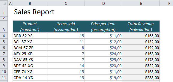 EasyExcel_26_1_Protect cells in Excel