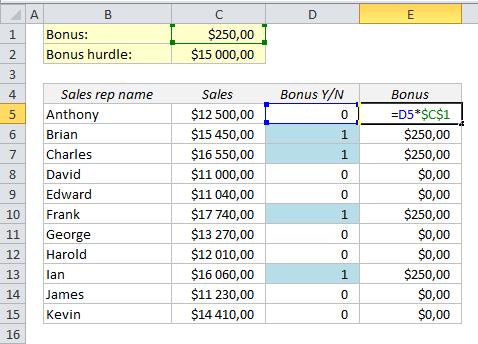 EasyExcel_33_4_Boolean logic in Excel
