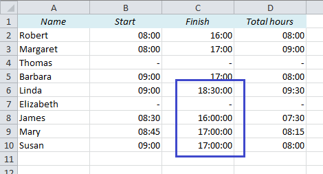 EasyExcel_38_1_Copy format in Excel